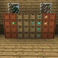 Storage-Drawers-Minecraft-Mod