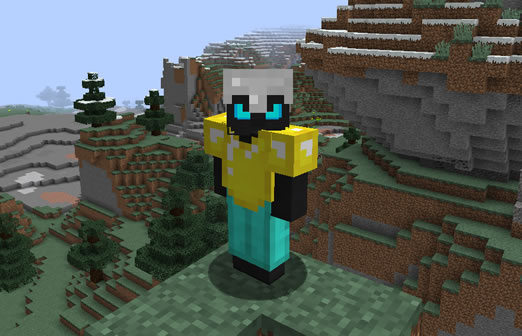 Cosmetic-Armor-Reworked-Minecraft-Mod