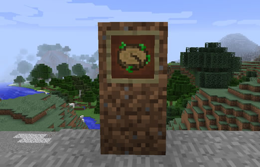Nature's Compass-Minecraft-Mod