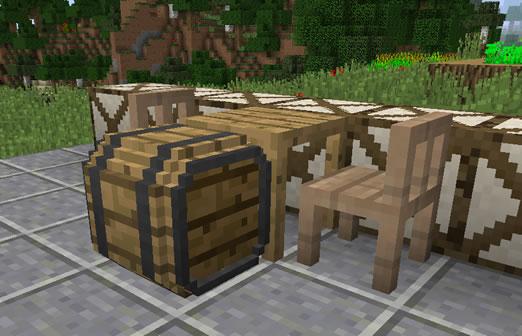 Rustic-Minecraft-Mods