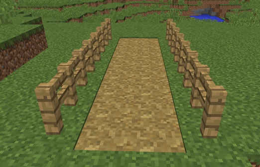 Dirt2Path-Minecraft-Mod