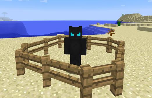 Fence-Overhaul-Minecraft-Mod