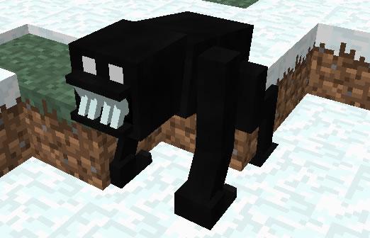 Grue-Minecraft-Mod