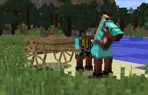 AstikorsCarts Minecraft Mod