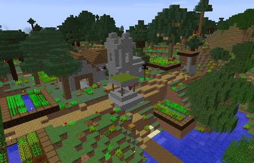 Charm Minecraft Mod