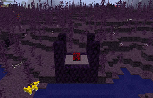 Defiled lands Minecraft Mod