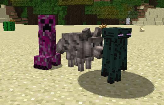 EmberRoot Zoo Minecraft Mod