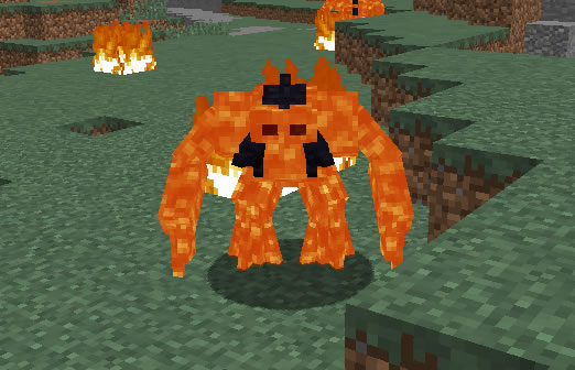 Magma Monsters Minecraft Mod