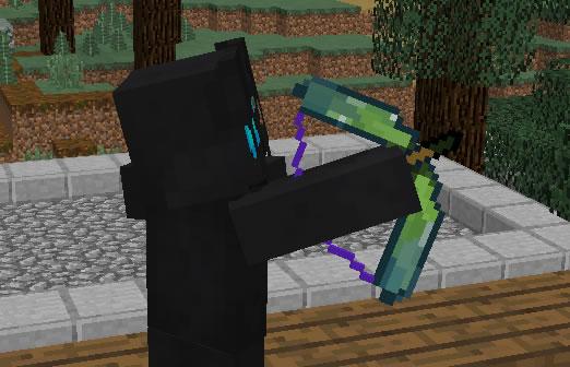 Switch Bow Minecraft Mod