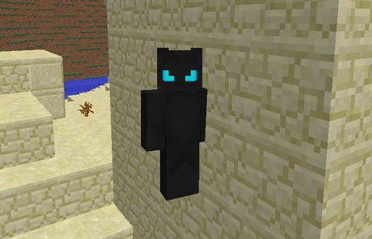 Wall-Jump Minecraft Mod