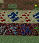 Netherending ores Minecraft Mod